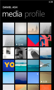 Скриншот на Windows Phone
