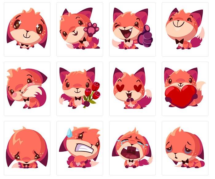 Foxy-stikers (3)