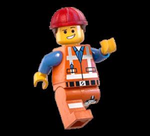 LEGO-stiker