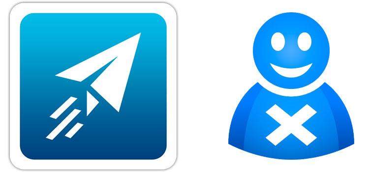 Как удалить страницу в Телеграмм