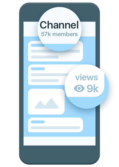 Telegram – ТОП каналов