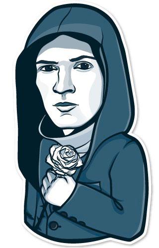 Павел Дуров создатель Telegram