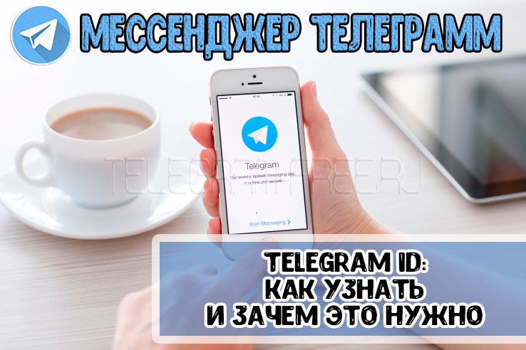 Telegram ID как узнать